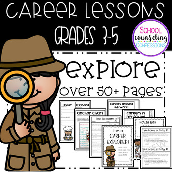 Career Exploration for Elementary School