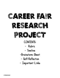 Career Fair Research Project