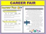Career Fair Student Sheet