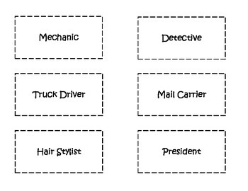 Career Game Cards