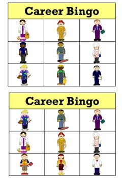 Career Games and Activities Mega Packet