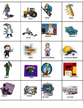 Career Games for Grades K-8