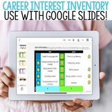 Career Interest Inventory Classroom Guidance Lesson Career Exploration Activity