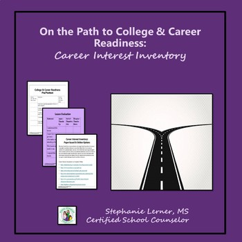 Career Interest Inventory: On the Path to College & Career Readiness
