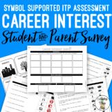 Career Interest Inventory Worksheets