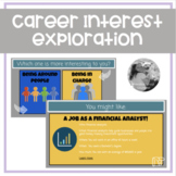 Career Interest and Exploration Lesson