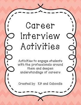 Career Interview Activities