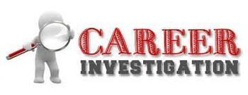 Career Investigation 1st 6 weeks