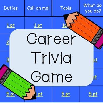 Career Trivia Game