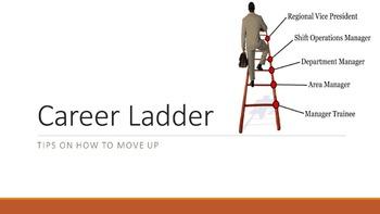 Career Ladder Lesson