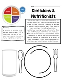 Career Lesson: Dietitians & Nutritionists