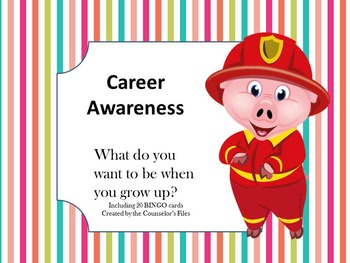 Career Lesson Plan. Review Jobs and Engage.