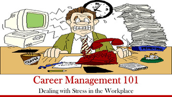 Career Management 101:  Dealing with Stress in the Workplace