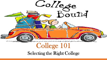 College 101:  Selecting the Right College