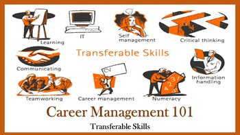 Career Management 101:  Transferable Skills