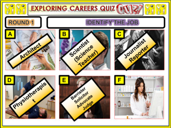Career Management Lesson and Activities