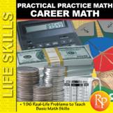 Career Math: Practical Math Word Problems