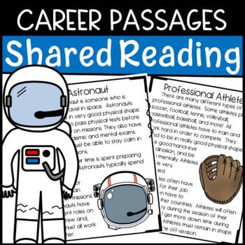 Career Passages! Learn about different jobs!