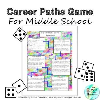 Career Paths Game