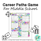 Career Paths Game for Middle School