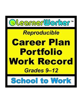 Career Plan Portfolio Work Record