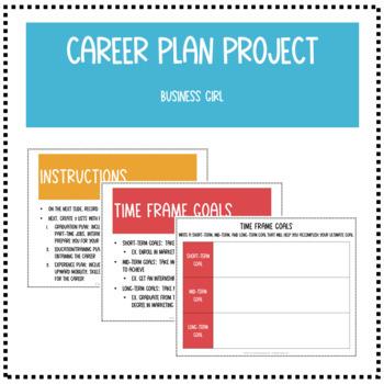 Career Plan Project