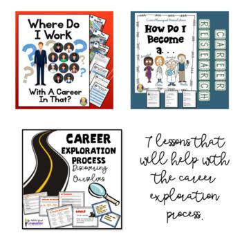 Career Planning Bundle