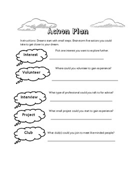 Career Planning Exercises