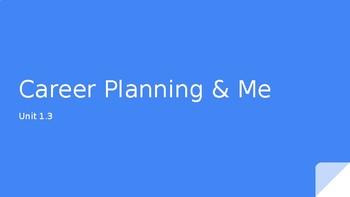 Career Planning & Me