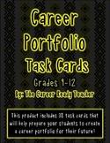 Career Portfolio Task Cards