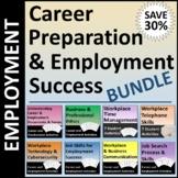 Career Preparation and Employment Job Skills Activities Bu
