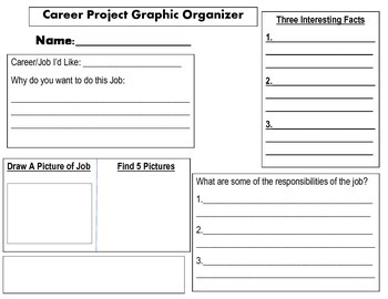 Career Project Template