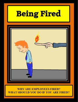 Career Readiness, BEING FIRED, Employment Skills, Career lessons