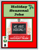 Career Readiness, Employment, CHRISTMAS AND HOLIDAY SEASONAL JOBS