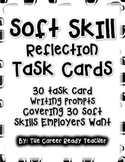 Career Readiness: Soft Skill Reflection Task Cards