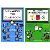 **BUNDLE** Managing the Classroom / Teaching Entrepreneurs