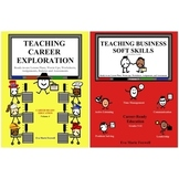 **BUNDLE** Teaching Career Exploration and Business Soft S