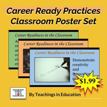 Career Ready Practices (Poster Set)