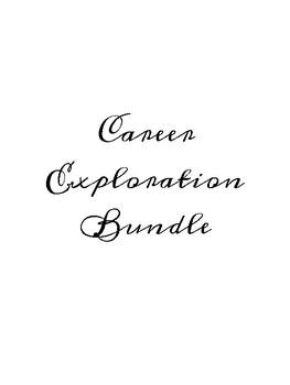 Career Research Bundle