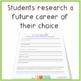 Career Research FREEBIE!