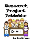Research Project Foldable: Careers