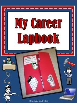 Career Research Lapbook