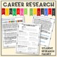 Career Research Pennant Project