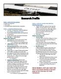 Career Research Profile