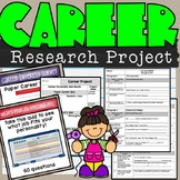 Career Research Project CCRPI 5th grade