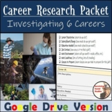 Career Research for Distance Learning: College and Career