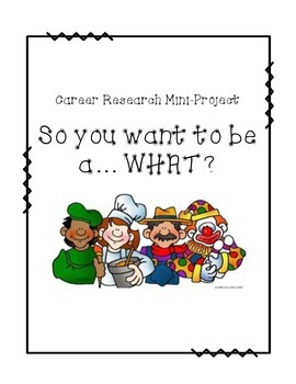 Career Search Mini Project