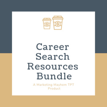 Career Search Resources