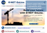 Career Search with the O*NET OnLine - teach career skills