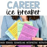 Career Snowball Ice Breaker